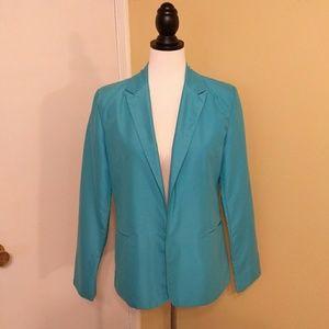 Zara ladies blazer lt jacket sz medium EUC